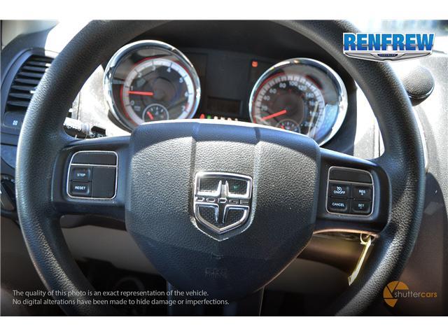 2016 Dodge Grand Caravan SE/SXT (Stk: K033A) in Renfrew - Image 12 of 20