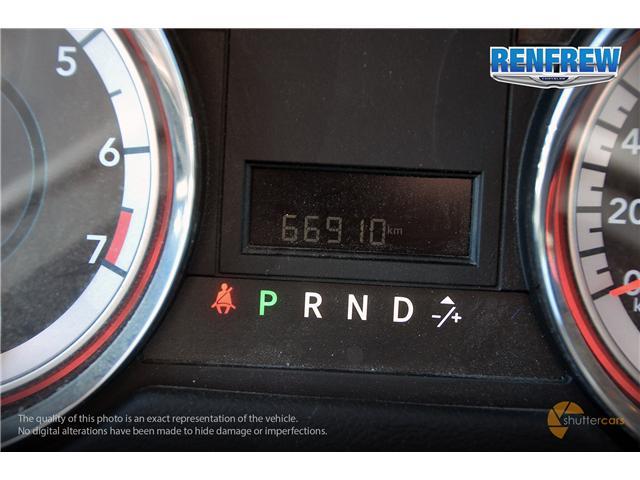 2016 Dodge Grand Caravan SE/SXT (Stk: K033A) in Renfrew - Image 13 of 20