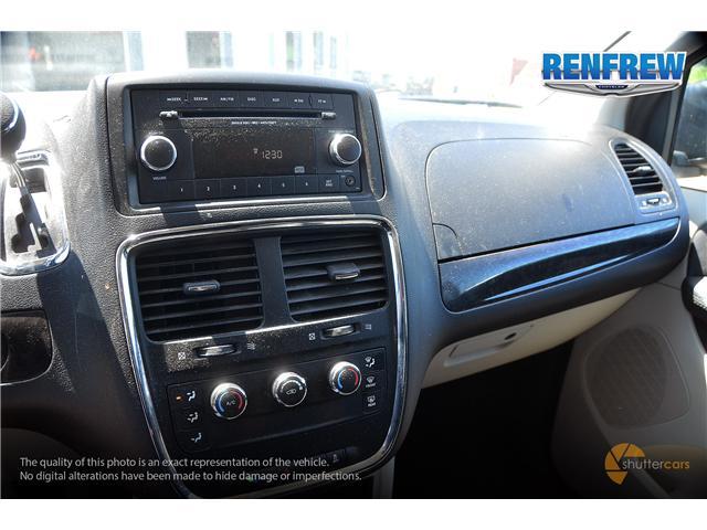 2016 Dodge Grand Caravan SE/SXT (Stk: K033A) in Renfrew - Image 14 of 20