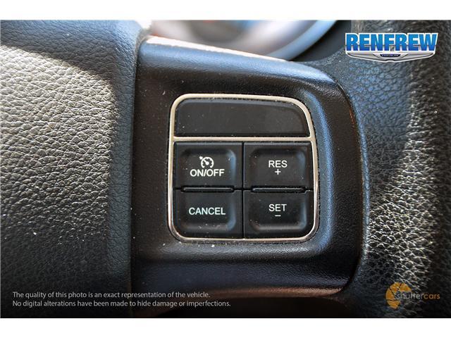 2016 Dodge Grand Caravan SE/SXT (Stk: K033A) in Renfrew - Image 19 of 20