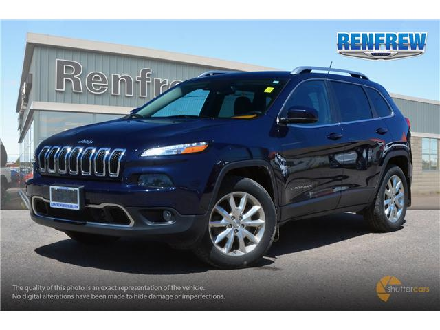 2015 Jeep Cherokee Limited (Stk: K036A) in Renfrew - Image 2 of 20