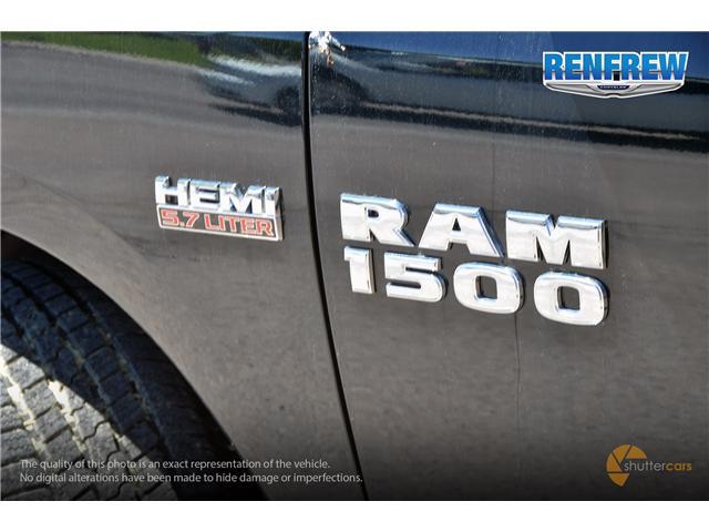 2017 RAM 1500 SLT (Stk: SLH215) in Renfrew - Image 8 of 20