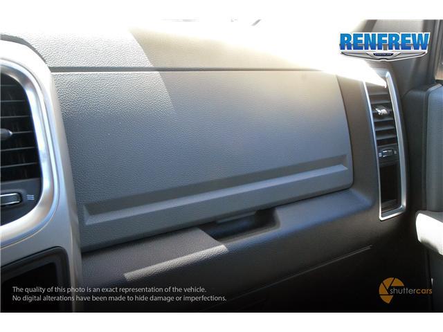 2017 RAM 1500 SLT (Stk: SLH215) in Renfrew - Image 20 of 20