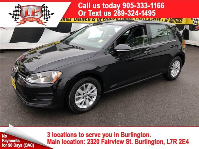 2017 Volkswagen Golf Comfortline (Stk: 47144r) in Burlington - Image 1 of 24