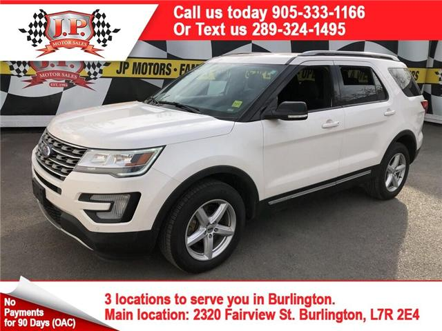 2017 Ford Explorer XLT (Stk: 46914) in Burlington - Image 1 of 15