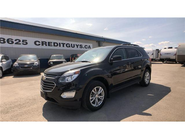 2017 Chevrolet Equinox LT (Stk: I7638A) in Winnipeg - Image 1 of 25