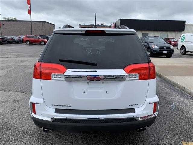 2017 GMC Terrain SLT (Stk: H6303490) in Sarnia - Image 6 of 31