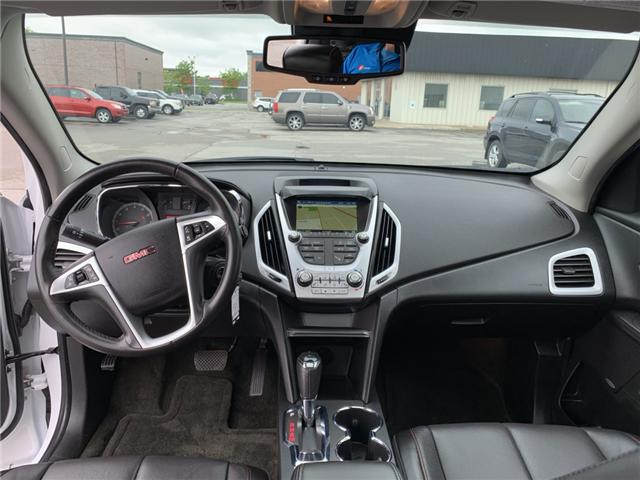 2017 GMC Terrain SLT (Stk: H6303490) in Sarnia - Image 16 of 31