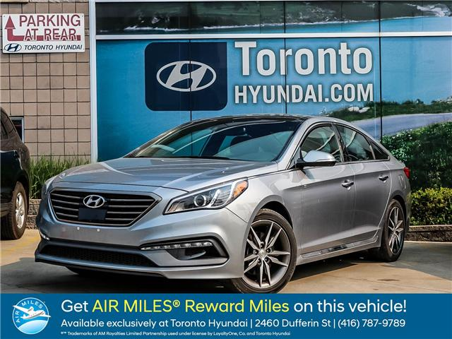 2015 Hyundai Sonata 2.0T Ultimate (Stk: GU0053) in Toronto - Image 1 of 21