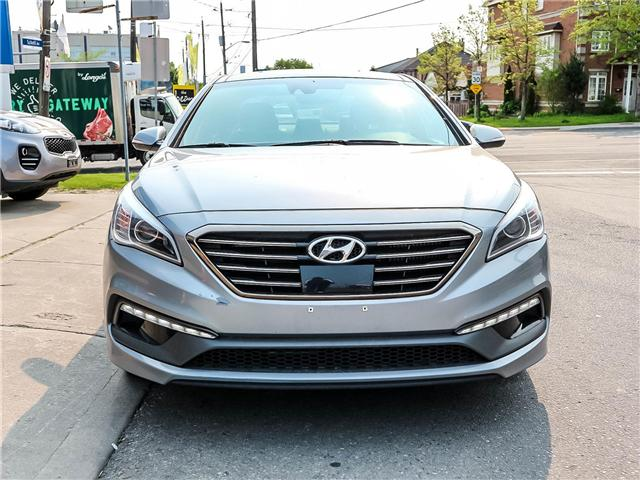 2015 Hyundai Sonata 2.0T Ultimate (Stk: GU0053) in Toronto - Image 2 of 21