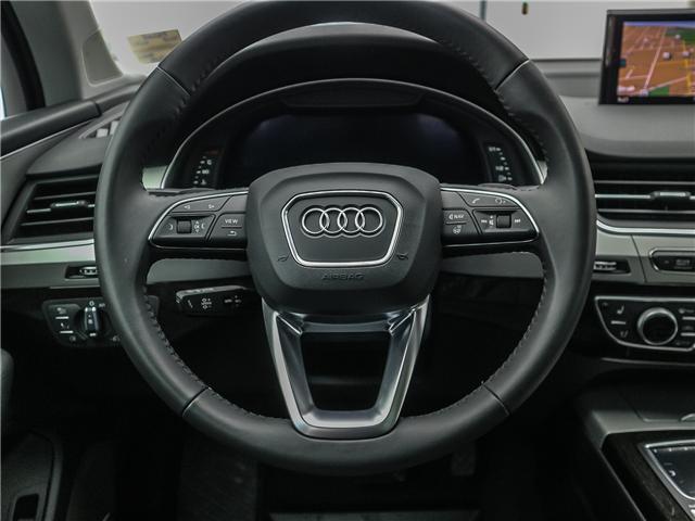 2018 Audi Q7 3.0T Technik (Stk: P3208) in Toronto - Image 13 of 34