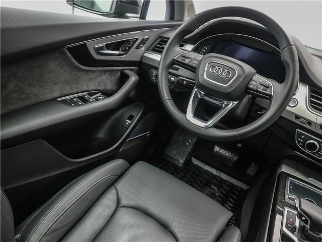 2018 Audi Q7 3.0T Technik (Stk: P3208) in Toronto - Image 14 of 34