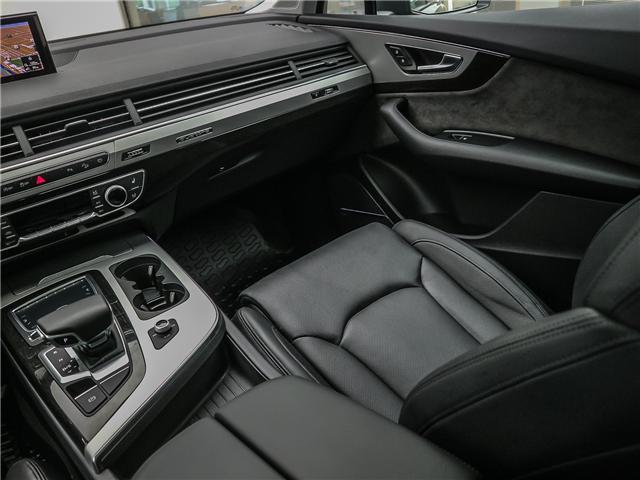 2018 Audi Q7 3.0T Technik (Stk: P3208) in Toronto - Image 16 of 34