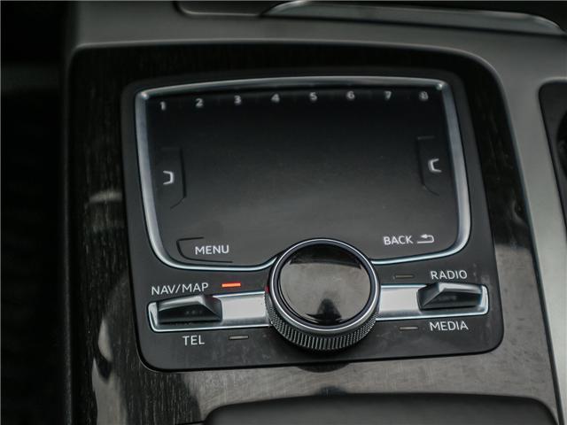 2018 Audi Q7 3.0T Technik (Stk: P3208) in Toronto - Image 17 of 34