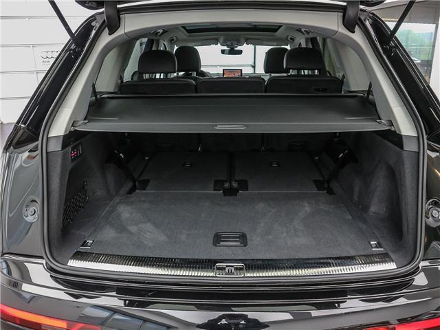 2018 Audi Q7 3.0T Technik (Stk: P3208) in Toronto - Image 25 of 34
