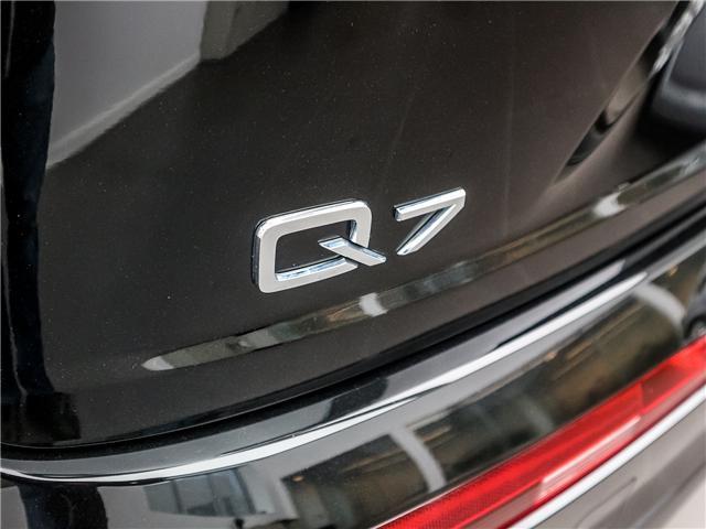 2018 Audi Q7 3.0T Technik (Stk: P3208) in Toronto - Image 30 of 34