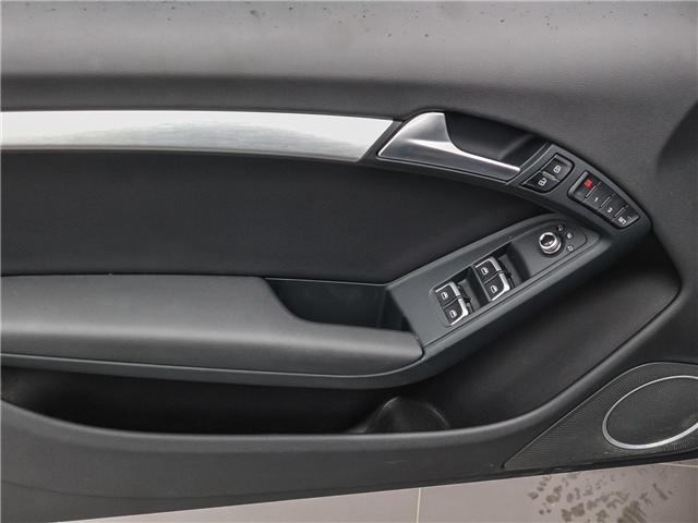 2015 Audi A5 2.0T Technik (Stk: P3223) in Toronto - Image 9 of 28