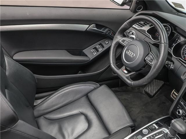 2015 Audi A5 2.0T Technik (Stk: P3223) in Toronto - Image 12 of 28