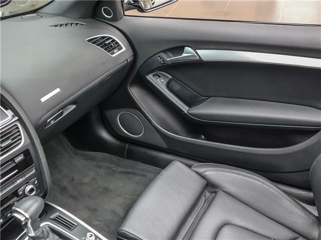 2015 Audi A5 2.0T Technik (Stk: P3223) in Toronto - Image 14 of 28