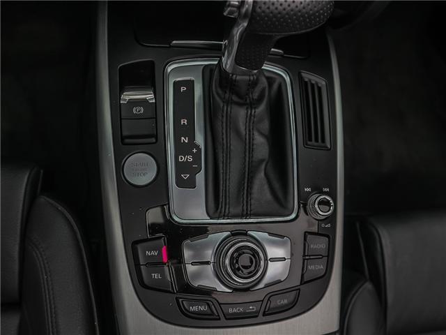 2015 Audi A5 2.0T Technik (Stk: P3223) in Toronto - Image 15 of 28