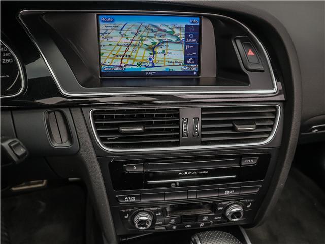 2015 Audi A5 2.0T Technik (Stk: P3223) in Toronto - Image 16 of 28