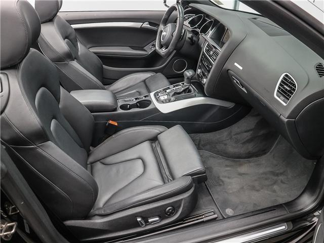 2015 Audi A5 2.0T Technik (Stk: P3223) in Toronto - Image 17 of 28