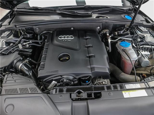 2015 Audi A5 2.0T Technik (Stk: P3223) in Toronto - Image 21 of 28