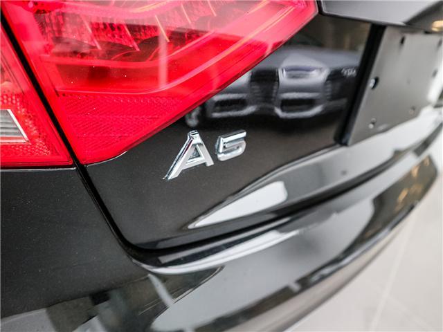 2015 Audi A5 2.0T Technik (Stk: P3223) in Toronto - Image 23 of 28