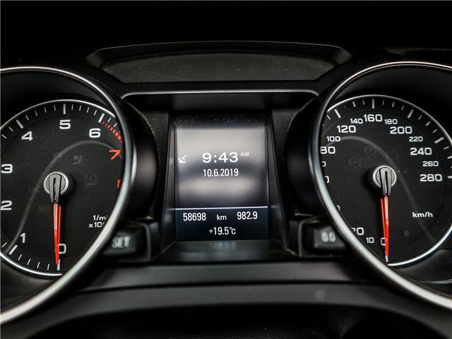 2015 Audi A5 2.0T Technik (Stk: P3223) in Toronto - Image 26 of 28