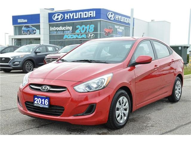 2016 Hyundai Accent  (Stk: 121683) in Milton - Image 1 of 17
