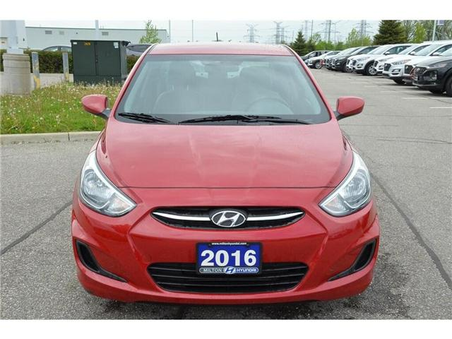2016 Hyundai Accent  (Stk: 121683) in Milton - Image 2 of 17
