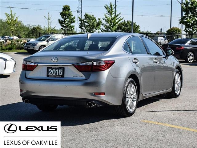 2015 Lexus ES 350 Base (Stk: UC7727) in Oakville - Image 6 of 23