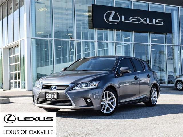 2014 Lexus CT 200h Base (Stk: UC7731) in Oakville - Image 1 of 23
