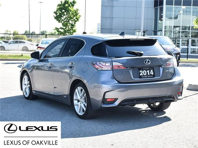 2014 Lexus CT 200h Base (Stk: UC7731) in Oakville - Image 4 of 23