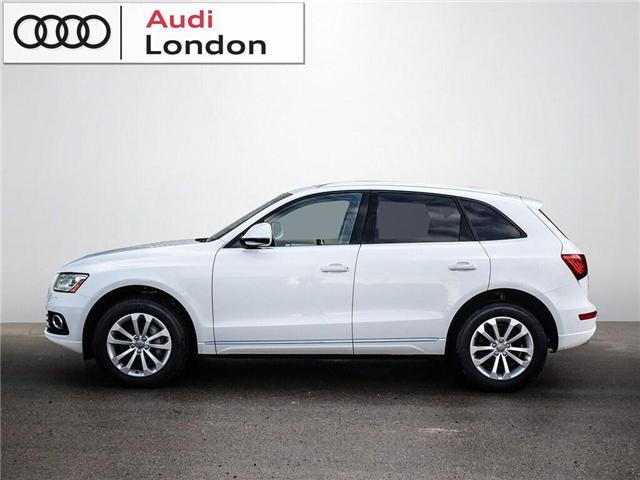 2015 Audi Q5 2.0T Technik (Stk: Q26049A) in London - Image 3 of 26