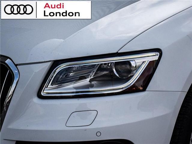 2015 Audi Q5 2.0T Technik (Stk: Q26049A) in London - Image 6 of 26