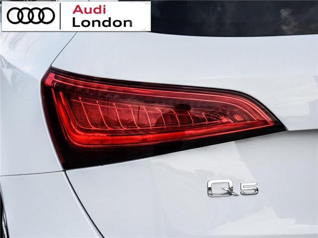 2015 Audi Q5 2.0T Technik (Stk: Q26049A) in London - Image 7 of 26