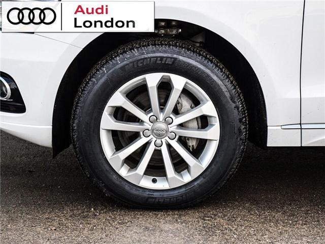 2015 Audi Q5 2.0T Technik (Stk: Q26049A) in London - Image 8 of 26