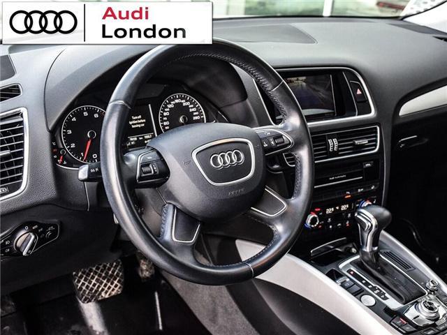 2015 Audi Q5 2.0T Technik (Stk: Q26049A) in London - Image 12 of 26