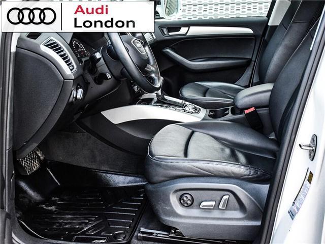 2015 Audi Q5 2.0T Technik (Stk: Q26049A) in London - Image 13 of 26