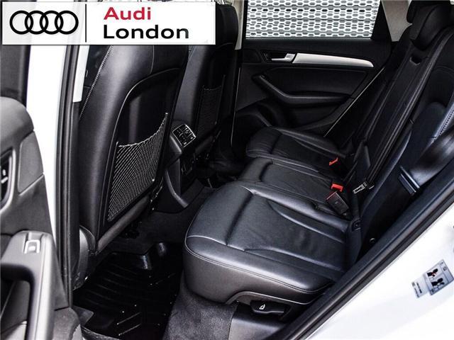 2015 Audi Q5 2.0T Technik (Stk: Q26049A) in London - Image 14 of 26