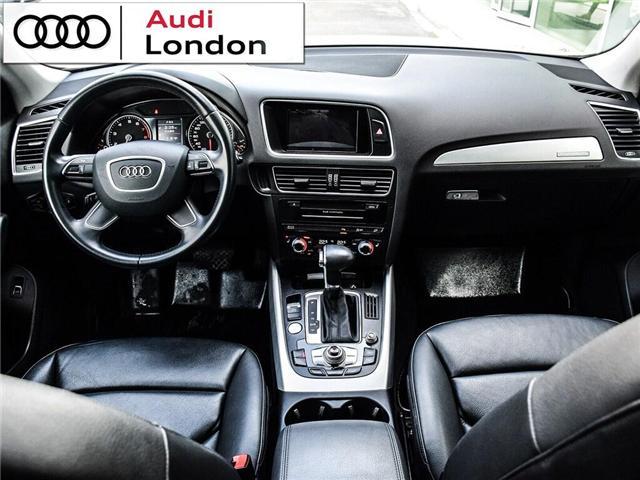 2015 Audi Q5 2.0T Technik (Stk: Q26049A) in London - Image 17 of 26