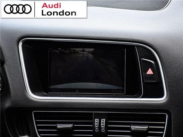 2015 Audi Q5 2.0T Technik (Stk: Q26049A) in London - Image 18 of 26