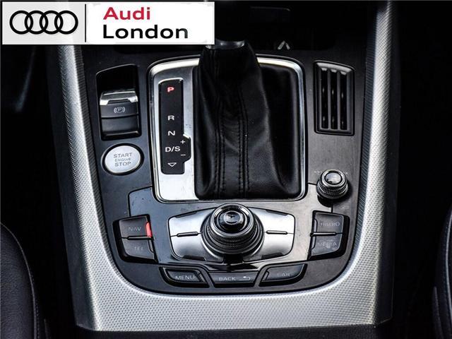 2015 Audi Q5 2.0T Technik (Stk: Q26049A) in London - Image 19 of 26