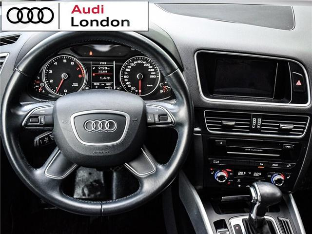 2015 Audi Q5 2.0T Technik (Stk: Q26049A) in London - Image 20 of 26