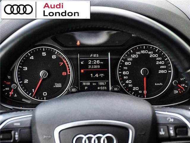 2015 Audi Q5 2.0T Technik (Stk: Q26049A) in London - Image 23 of 26