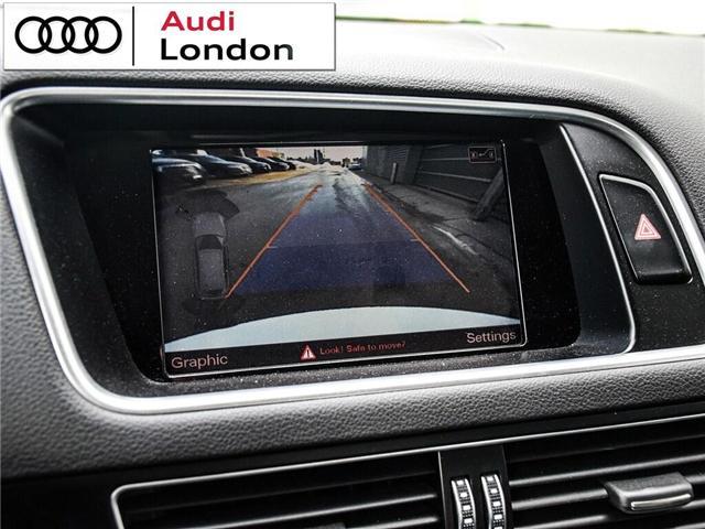 2015 Audi Q5 2.0T Technik (Stk: Q26049A) in London - Image 24 of 26