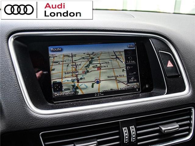 2015 Audi Q5 2.0T Technik (Stk: Q26049A) in London - Image 25 of 26