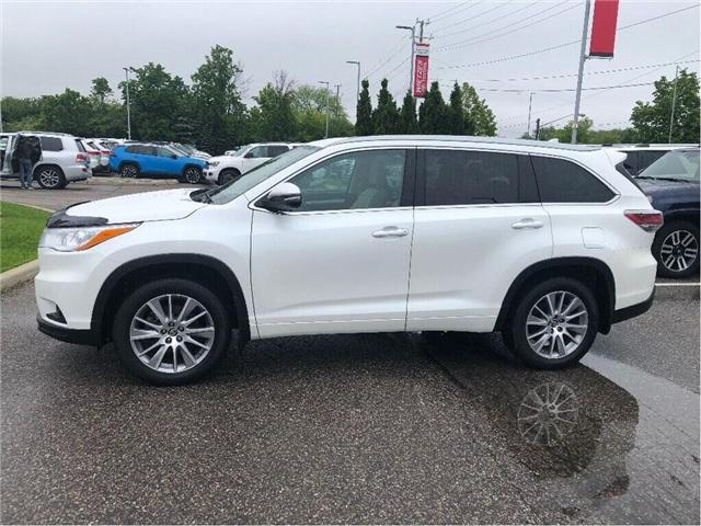 2016 Toyota Highlander XLE (Stk: 68825a) in Vaughan - Image 2 of 17