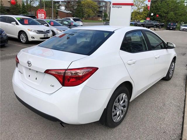2019 Toyota Corolla LE (Stk: U10702) in Burlington - Image 5 of 15